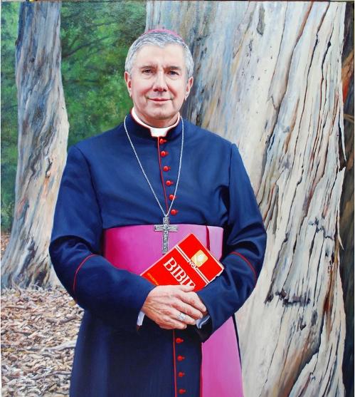 Archbishop Prowse 115cmx95cm
